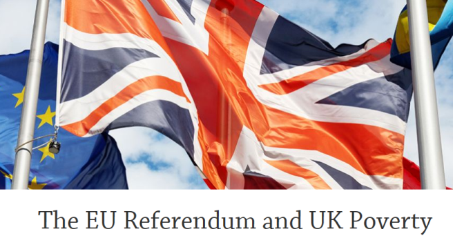EU Referendum and poverty