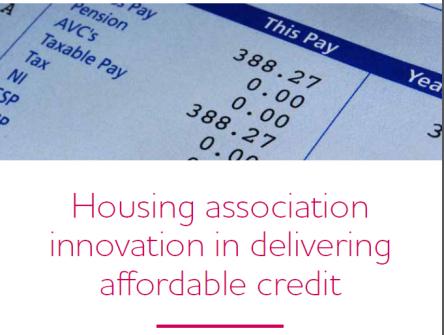 Housing Association Innovation