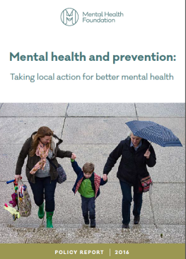 Mental Health Prevention