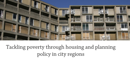 Tackling poverty through housing