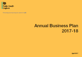 PHE Annual Business Plan