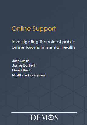 Role of public health online forums in mental health