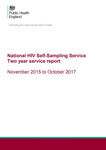 HIV sampling